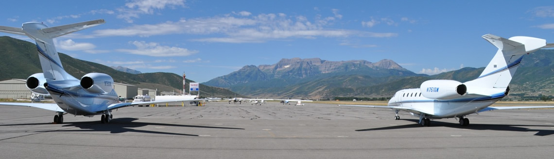 Russ McDonald Field | Heber Valley Airport (KHCR)