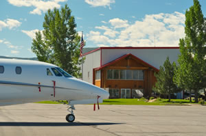 OK3 AIR Fixed Base Operator (FBO) - Heber Valley Airport (KHCR)